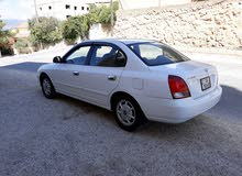 Manual White Hyundai 2001 for sale