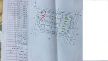 قطع اراضي مفروزه للبيع (9  قطع) جريبا قرب مسجد قباء