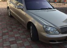 Best price! Mercedes Benz S 500 2003 for sale