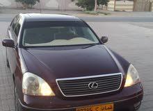 Automatic Lexus 2002 for sale - Used - Sohar city