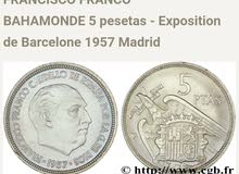 Francisco franco 1957 Pesetas