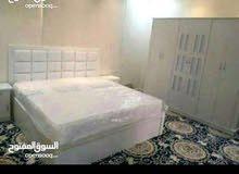غرف نوم وطني جديدة 6 قطع مع امكانيه تغيير اللون