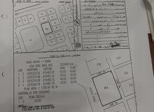 مباشر ارض سكنية صلاله ريسوت مربع أ
