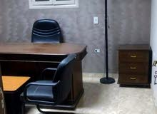 مكتب مفروش للايجار