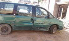 Manual Green Peugeot 1997 for sale