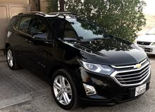 Chevrolet Equinox sept 2018 premier 2.0 L SUV AWD 4 DOORS (only 4648 km)