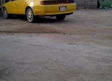 Automatic Orange Toyota 2000 for sale