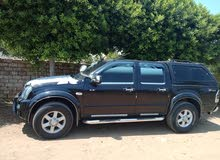 Hilux 2013 for rent in Aswan