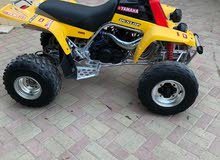 Used Yamaha motorbike up for sale in Muscat
