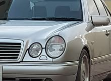 Gasoline Fuel/Power   Mercedes Benz E500 1999