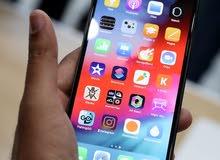 ابل ايفون اكس iphone X 64G  اللون ابيض الذاكرة 64 قيقا نظيف جدا