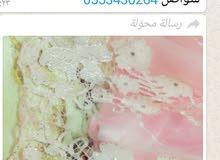 فستان شبكه نظيف للبيع في مكه