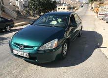 Green Honda Accord 2003 for sale