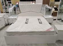 غرفة نوم مودرن مميزة وانيقة كلاسيك جديد بالكرتون خامة ممتازة جودة عالية جديد