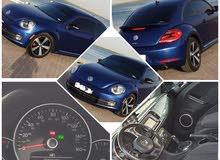 VW Beetle Turbo 2012