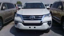 2017 Toyota fortuner for sale in good condition