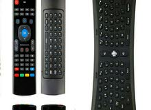 WIRELESS AIR FLYMOUSE AND KEYBOARD ماوس هوائي وكيبورد