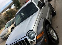 Used condition Jeep Liberty 2005 with 40,000 - 49,999 km mileage