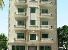 عــلى شارع طه حسين الرئيسي شــقة للبيع ( بالنزهة الجديدة ) مساحة 185 متر