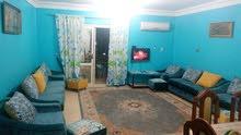 شقة مفروشة للايجار 118 متر شارع مكرم عبيد مدينة نصر للعائلات فقط