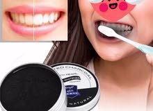 منظف الفم ومبيض الاسنان