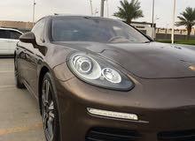For sale 2014 Brown Panamera