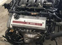محرك نيسان مكسيما 30GV  من غير مغديات بالضمان