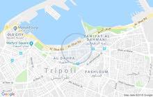 أرض مساحتها 590م ملك مقدس تصنيف ت3 بزاوية الدهماني شارع الالكترونات للبيع