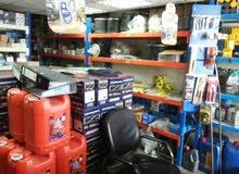 محل قطع غيار شاحنات للبيع في الشارقة     Truck Spare Parts Shop in SHJ for sale