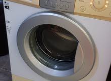 LG washing machine غسالة أوتوماتيك