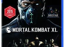 للبدل او البيع Mortal kombat XL