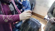دورة فن التجميل وقص الشعر للسيدات