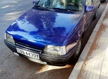 Manual Blue Opel 1986 for sale