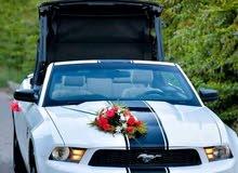 مرسيدس للزفاف وللمشاوير الخاصه والرفاهيه بالسائق