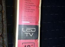 شاشه جديده TCL LED SMART FULL