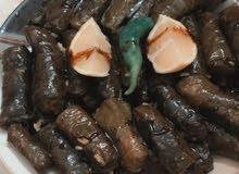ورق عنب متوفر اليوم بالنكهة الشامية