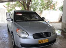Hyundai Accent car for sale 2008 in Muscat city