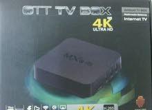 TV BOX ANDROID جديد ماركه MXQ