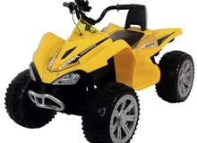 HIGH SPEED KIDS ELECTIC QUAD