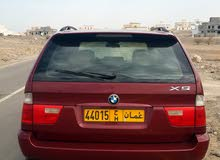 +200,000 km BMW X5 2005 for sale