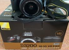 Nikon D3200, DSLR Camera