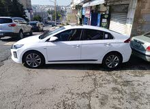 Hyundai Ioniq 2018 for rent per Week