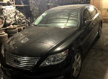km Lexus LS 2012 for sale