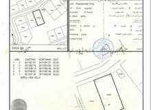 ارض للبيع في الخوض 7 مباشر من مالك