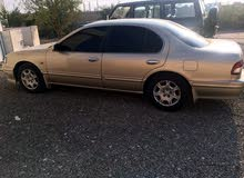 Gasoline Fuel/Power   Nissan Maxima 1998