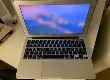 MACBook air  لابتوب ماك بوك إير إستعمال خفيف جدا