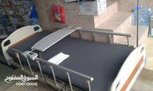 سرير طبي كهربائي للايجار الشهري ب 70 دينار