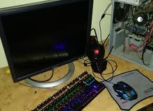 كمبيوتر جيمنق العاب، gaming pc ; gtx الموقع البريمي