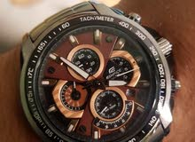 ساعة casio edifice للبيع
