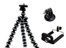 Octopus Mini Tripod Stand For Mobile phone & Gopro Hero 5 4 3 2 Sessio